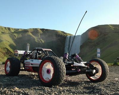 HPI Baja completes Iceland round trip