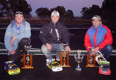 Chris Reade wins 2007 HPI Winter Champs