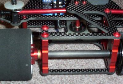 Hyperdrive Racing 1/12th scale chassis