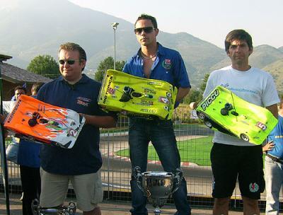 Dario Balestri wins Rd3 Italian Nationals