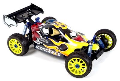 JConcepts Illuzion Kyosho 777 WC body