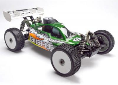 Losi 8ight 4WD Buggy Race Roller