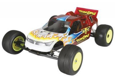 Team Losi XXX-T CR Racing Truck