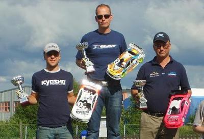 Cristensen & Ström win Nordic Champs