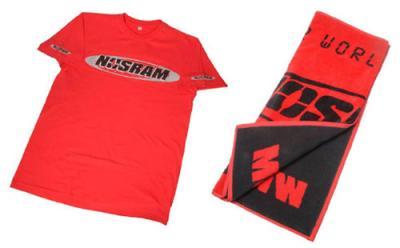 Nosram T-shirt & Pit Towel