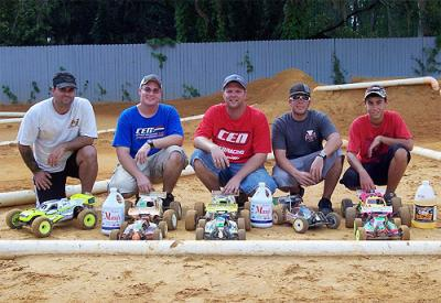 RC Pro East Series Rd2