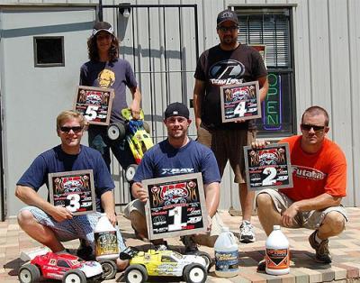 Branham wins US Monster Truck Nats