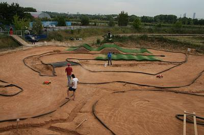 Russian RC2 Race