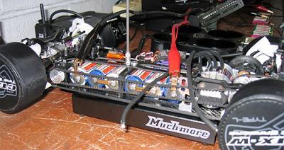 Team Magic E4 touring car