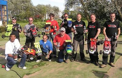 Van Waayenburg wins Truggy.nl Cup Rd4