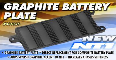 Xray NT1 Graphite Battery Plate