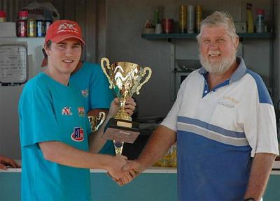 Zac Ryan wins QLD Truggy State Titles