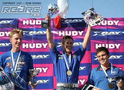 Dario Balestri wins European Championships
