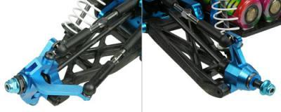 3Racing Tamiya TRF501X Options