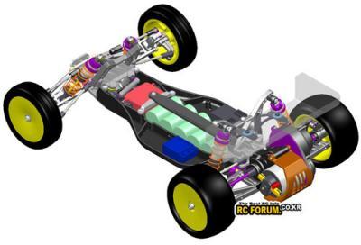 Academy 2wd electric buggy