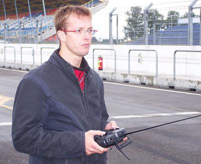 Champ Car star Bourdais samples Serpent F180