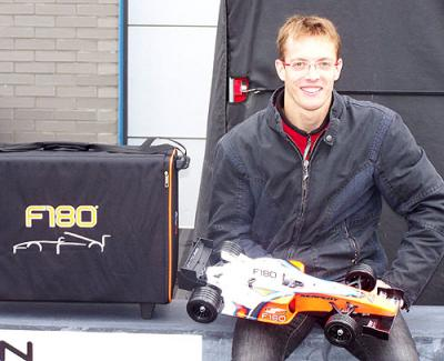 Champ Car star Bourdais samples Serpent F180