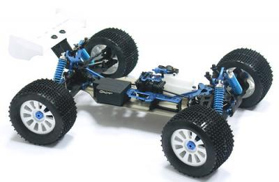 Caster Racing K8-T Truggy