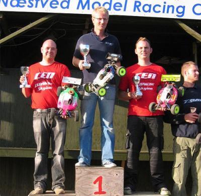 Harder wins Danish 1/8th Offroad Championship encounter