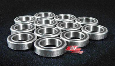 KM Racing NT1 Oiled Bearing Sets