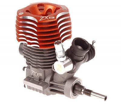 Mega ZX15 Small Block DSII+ engine