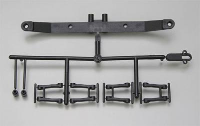 Mugen MRX-4X Conversion Kit