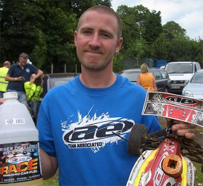 Neil Cragg wins UK RallyX Rd4