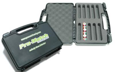 Pro-Match 6 cell battery case