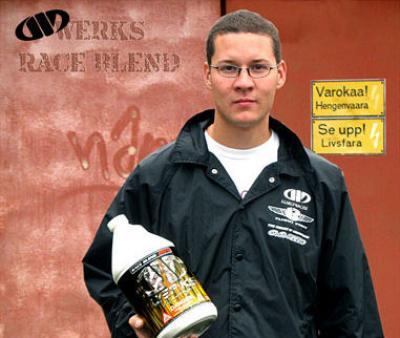 Joseph Quagraine joins Werks Racing