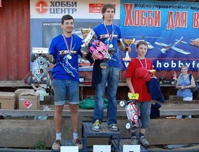 Lopukhin wins Russian Off-road Nationals