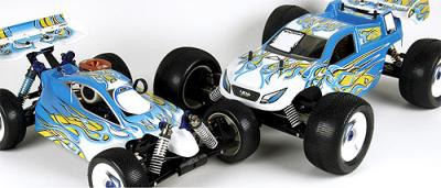 Upgrade RC Flame 2 Graphic kit