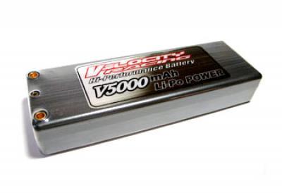 Velocity Racing V5000MAh LiPo Pack