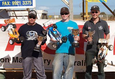 Bruecher wins WA Challenge Cup Rd1