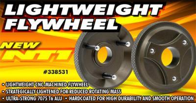 Xray NT1 lightweight XCA flywheel