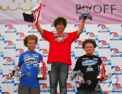 Matsuzaki is 2WD World Champion