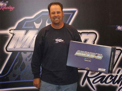 Barry Baker joins Mugen Racing
