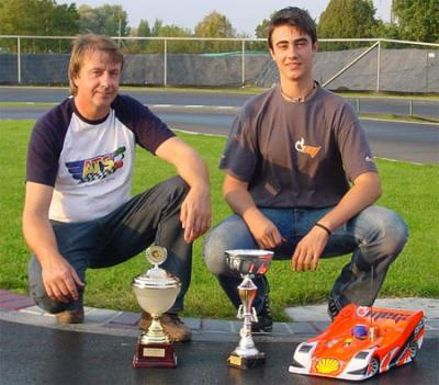 D'Hondt is Belgian 1/8th scale Champion