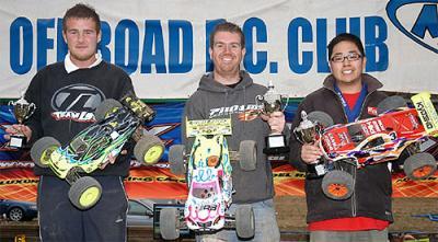 Graham Alsop wins Xray Challenge UK