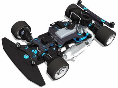 Contact 300 Classic 2wd chassis