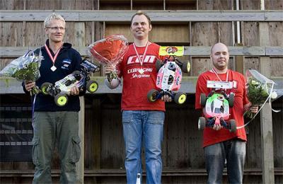 Steffan Culmsee wins Danish Nationals