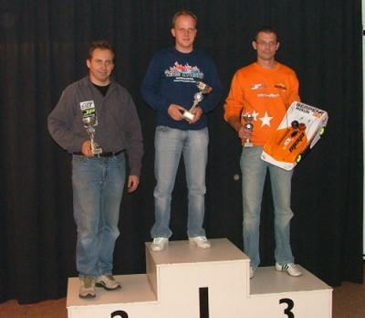 Van Gastel wins Dutch 1/8th Nats Rd6