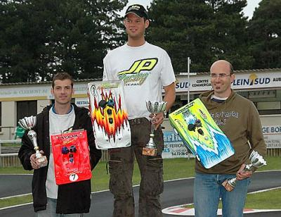 Richard Volta wins Rd5 of French 1/8th Nats