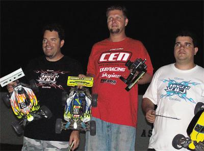 Gene Hickerson wins at Brazil Nationals