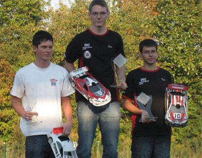 Kröber & Henschel win Rd1 German East Nats