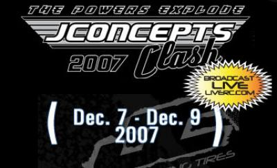 JConcepts Clash – Race Announcement