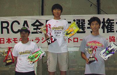 Naoto Matsukura wins Japanese 12th Nats