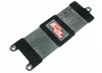 KM Racing Clutch bell & Battery trays