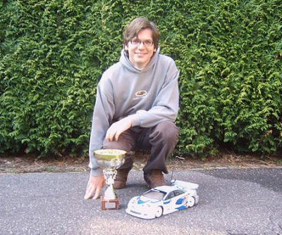 Koen Joosens wins Belgium Championship
