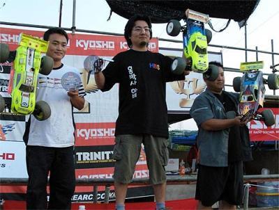 Jung Ho Hong wins Kyosho Masters in Korea