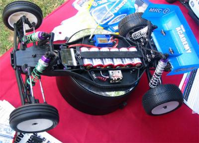 New Academy 2WD Buggy GV2